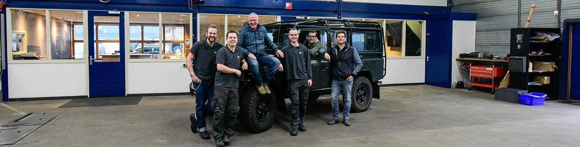 Bisselink & Gerrits Ons Team
