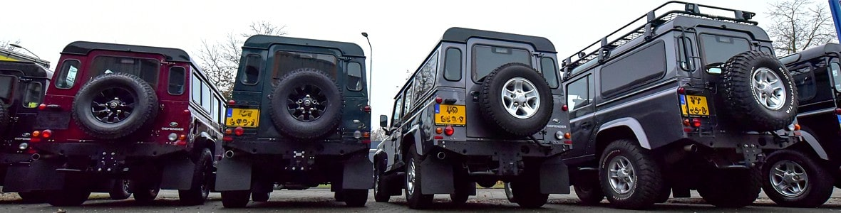 Bisselink & Gerrits Land Rover